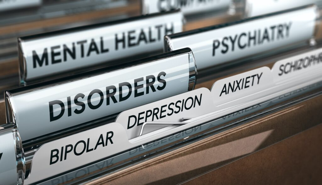 Mental Health Disorders File